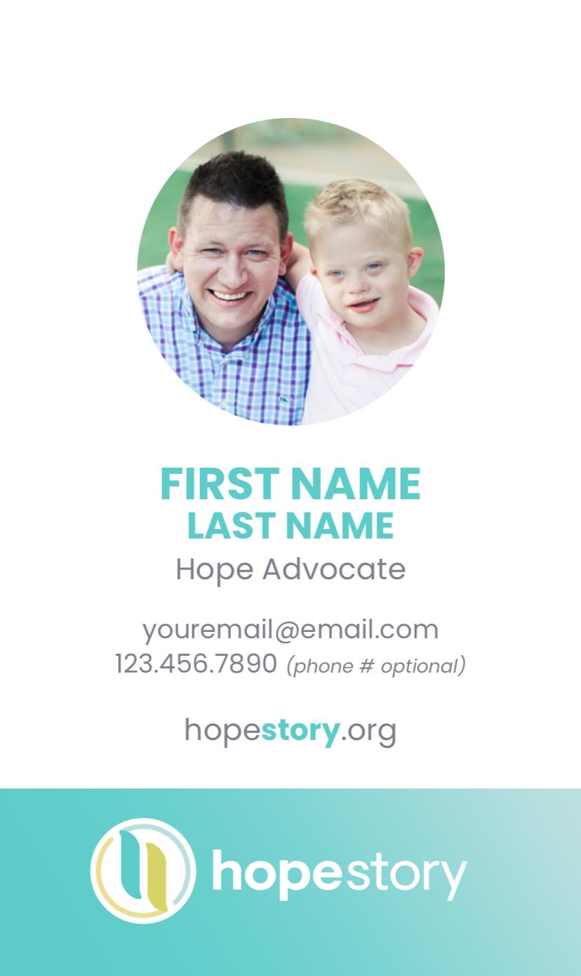 Hope Advocate – Hope Story
