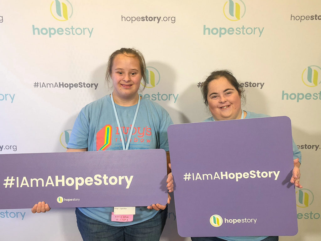 national down syndrome congress annual convention 2018 Hope Story