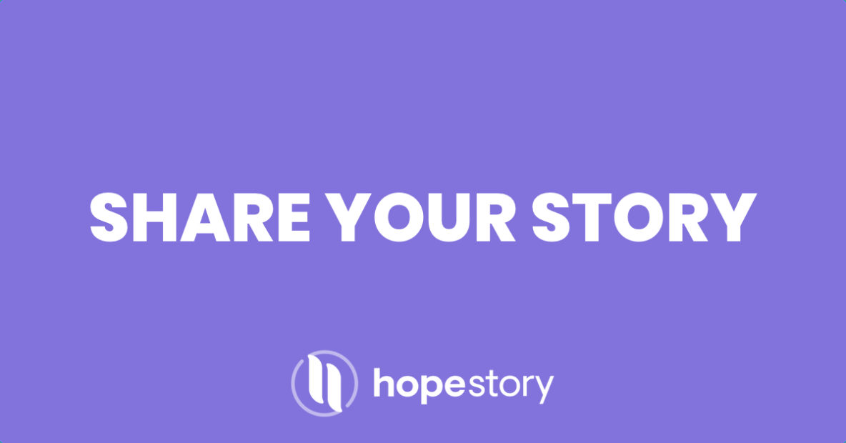 share your story hope story