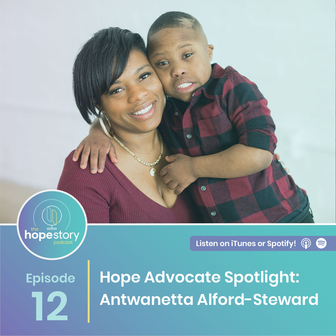 hope advocate antwanetta alford steward
