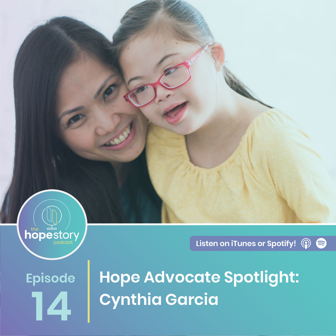 cynthia garcia mom daughter down syndrome