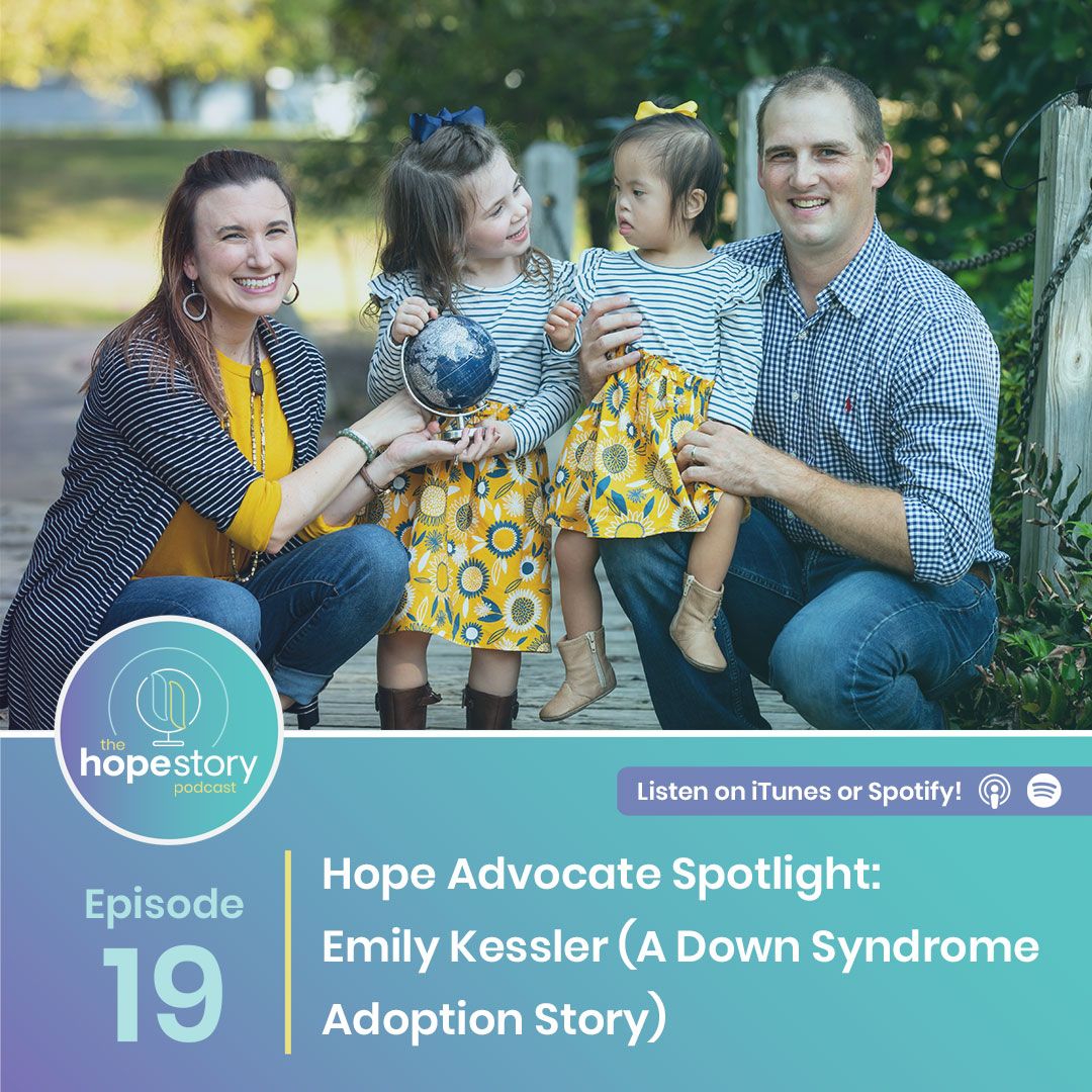 Emily kessler down syndrome adoption hope story